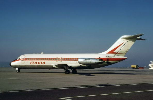 ITAVIA FLIGHT 870