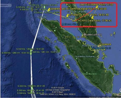 official-flight-path